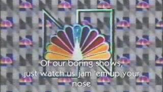 NBC Proud As a Peacock jingle parody