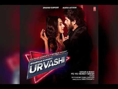 Urvashi urvashi massala yo yo honey singh hits song 2018