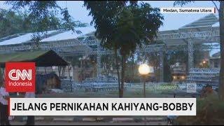 Video Jelang Pernikahan Kahiyang-Bobby di Medan MP3, 3GP, MP4, WEBM, AVI, FLV Juni 2018