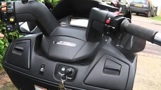 8. Suzuki 650 Burgman Executive