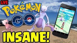 RARE CATCHES! POKÉMON GO 1,000+ POKEMON ULTIMATE CATCH FAST POKEMON GO XP RECORD CATCH (Pokemon GO)