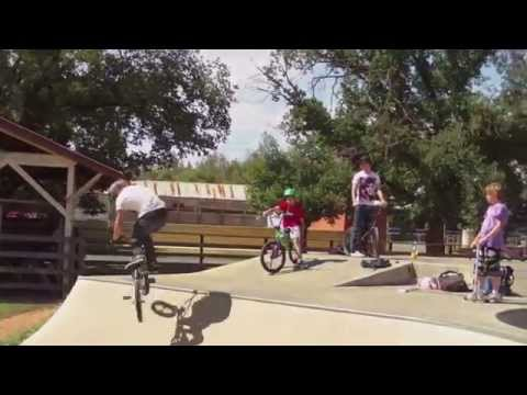 Adrian Stratford one day of riding