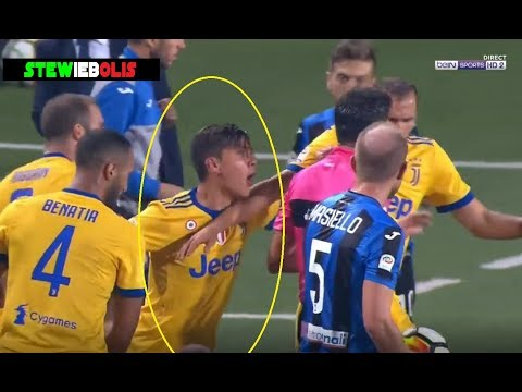 Paulo Dybala ⚽ Best Fights & Angry Moments \ Migliori Risse ⚽ Part 3 ⚽ 1080i HD #Dybala #Juventus