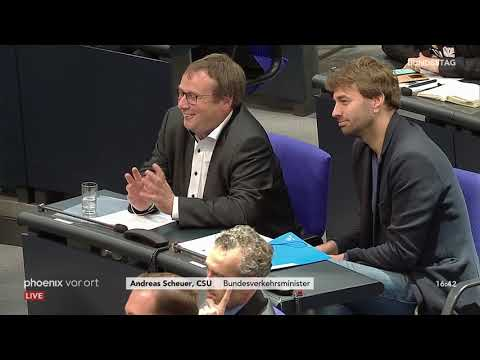 Bundestag: Aktuelle Stunde zu Drei Jahre Abgasskandal -