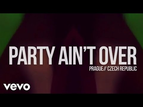 Pitbull - Party Ain't Over (The Global Warming Listening Party) ft. Usher, Afrojack
