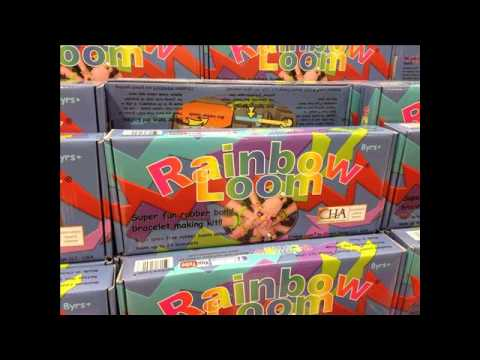Watch How To Make The Double X Rainbow Loom Bracelet – Rainbow Loom Double