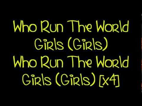 Video Beyoncé - Run The World (Girls) [Lyrics] HD download in MP3, 3GP, MP4, WEBM, AVI, FLV January 2017