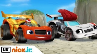 Blaze and the Monster Machines | Race Car Superstar | Nick Jr. UK