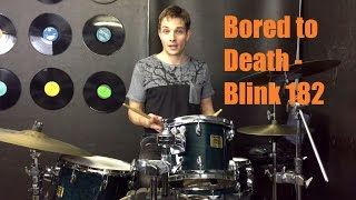 Bored to Death Drum Tutorial - Blink 182