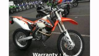 5. 2014 KTM EXC 350 F - Features