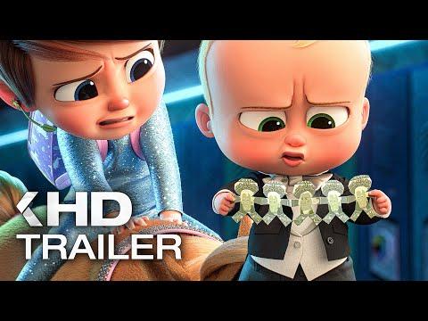 THE BOSS BABY 2 Trailer (2021)