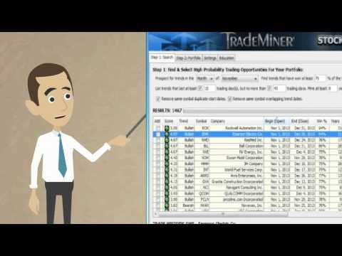 Trademiner Stock Trading Explained