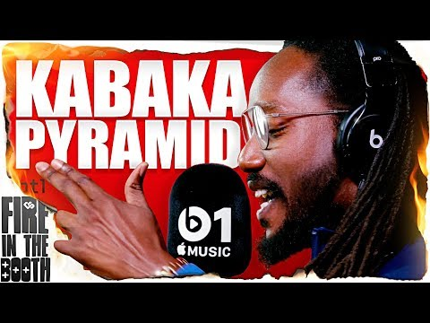 Kabaka Pyramid – Fire In The Booth