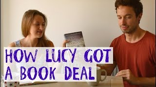 HOW TO GET A BOOK DEAL by Nate Murphy