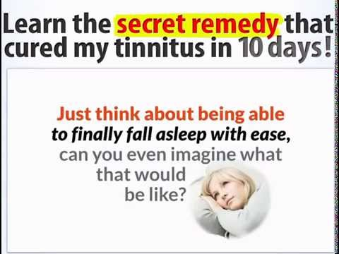 youtube Tinnitus Remedies  – Just Launched June 15th, 2014!