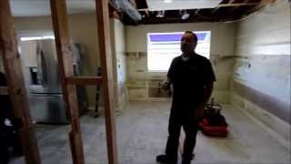 House Remodel in Mission Viejo Demo & Design Stage Ep. 1 by APlus Project KI033AT13MSV
