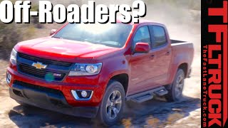 Top 5 New Off-Road Vehicles That Are In Fact Not Super Off-Road by The Fast Lane Truck