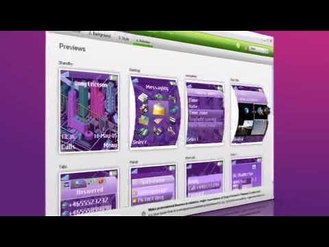 Themes Creator Demo-video