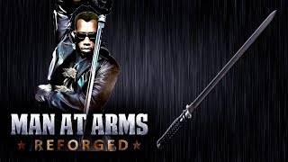 Blade's Sword - Marvel Blade Trilogy - MAN AT ARMS: REFORGED