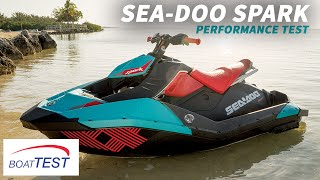 10. Sea-Doo Spark Test 2016- By BoatTest.com