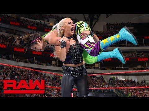 Bayley vs. Dana Brooke: Raw, Sept. 17, 2018