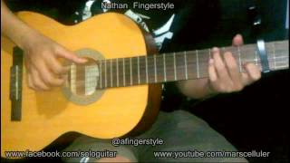 (Lenka) Trouble Is A Friend - Nathan Fingerstyle COVER Video