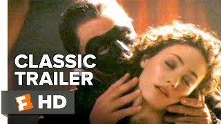 The Phantom of the Opera (2004) Official Trailer - Gerard Butler, Emmy Rossum Movie HD Subscribe to CLASSIC TRAILERS: ...