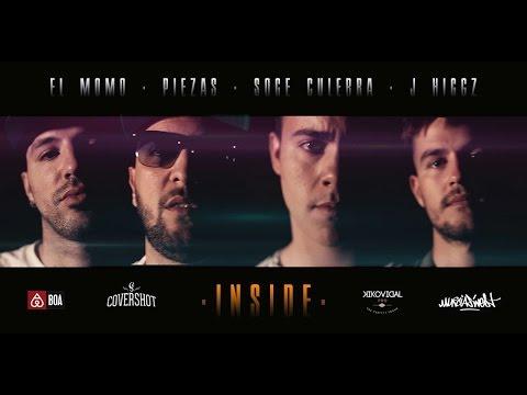Piezas & Jayder lanzan «Inside» muy bien acompañados