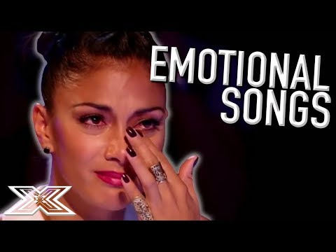 EMOTIONAL SONGS | Auditions That Made Judges Cry! | X Factor Global