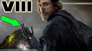 Video Why Luke Skywalker's Hand is Damaged (Spoilers) - Star Wars The Last Jedi Theory Explained MP3, 3GP, MP4, WEBM, AVI, FLV Oktober 2017