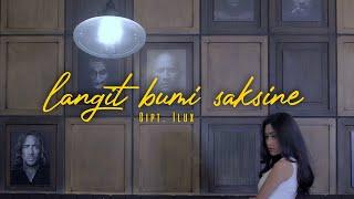 ( #New ) Denik Armila feat. Ilux - Langit Bumi Saksine ( Official Music Video )