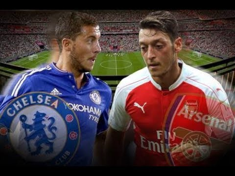 Arsenal vs Chelsea 2-1 - All Goals &  Highlights - EFL Cup 24-01-2018 HD