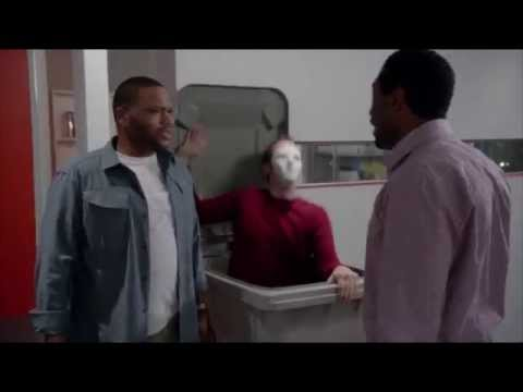 The Bin Prank - Blackish Season 1 Episode 6