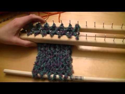 tricotin avec Dridri