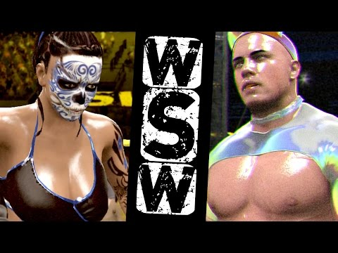 SEX MAN DEBUTS! NEW HARDCORE CHAMP! WSteveW UP ALL NIGHT Ep. 2 (WWE 2K17 Gameplay)