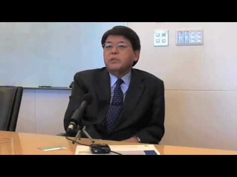Shuhei Abe - Opalesque.TV interview Part 1
