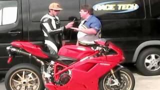 8. 2007 Ducati 1098S Corse Review - MotoUSA