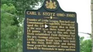 Casey takes on a tour of the home of Little League Baseball and the Little League World Series