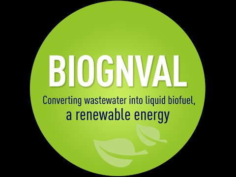 BIOGNVAL: Converting wastewater into liquid biofuel, a renewable energy - SUEZ