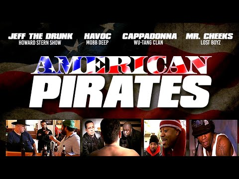 AMERICAN PIRATES Trailer