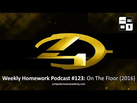 image for TaurusBeats Music On CMA Weekly Homework Podcast 123