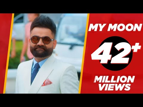 Amrit Maan : My Moon | The PropheC | Mahira Sharma | Tru Makers | Latest Punjabi Song 2019