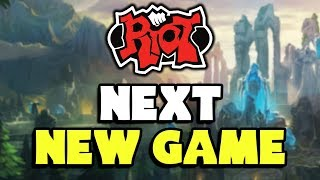 Everything We Know About Riot's NEXT NEW GAME!