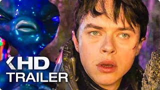 VIDEO: VALERIAN AND THE CITY OF A THOUSAND PLANETS – Final Trailer