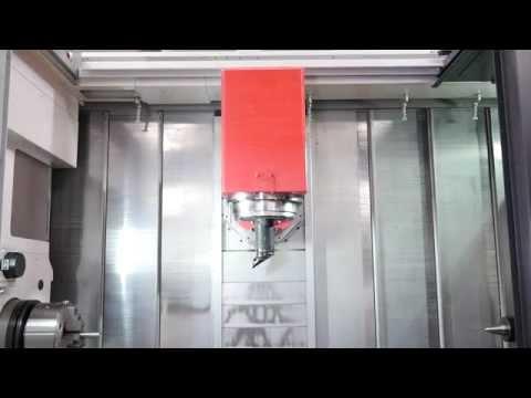 DMG Mori Seiki NTX 2000/1500S (видео)