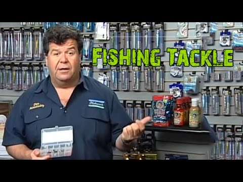 Dan Hernandez on fishing tackle you'll need for Surf Fishing