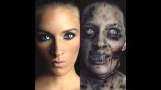 Walking Dead Makeover Video