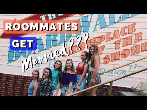 DCP VLOG 13: Roommates Get Married???