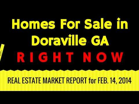 Homes For Sale in Doraville GA, RIGHT NOW Real Estate Market Report 02-14-2014