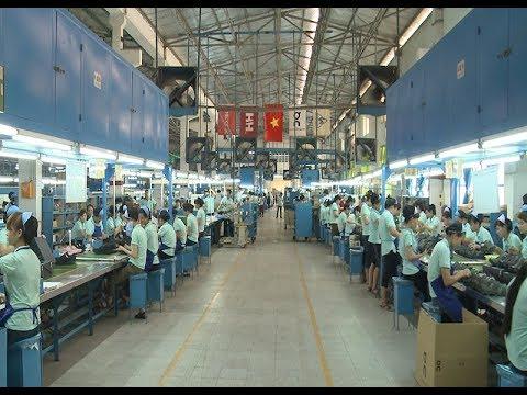 Công nghiệp hỗ trợ ngành da giày, túi xách Việt Nam tăng cường tính tự chủ
